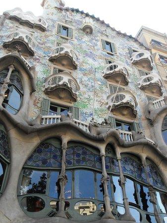 Photos of Casa Batllo, Barcelona