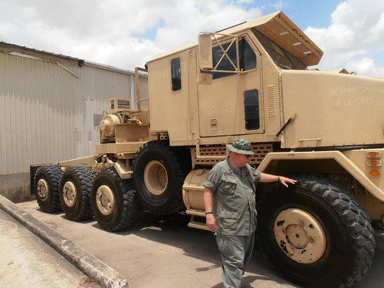 big truck # 54