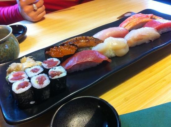 Four Season sushi set - Bild von 4 Seasons, Düsseldorf - TripAdvisor