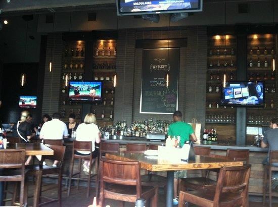 Whiskey Kitchen Bar