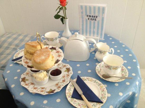 Image result for coast cafe tea