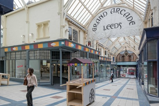 Grand Arcade The Hub For Independent Retail Leeds 2018 All You Need To Know Before You Go
