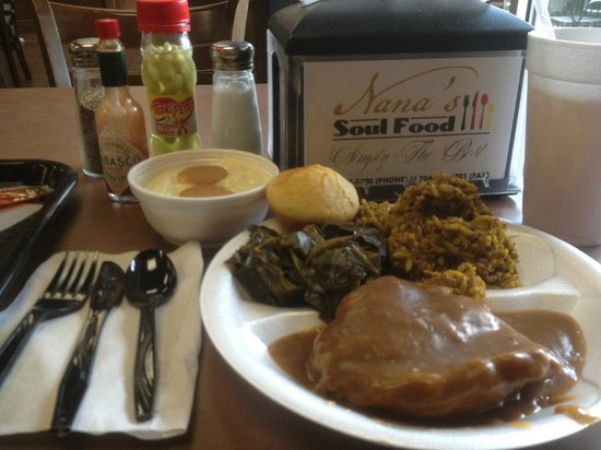 Closest Soul Food Restaurant My Location