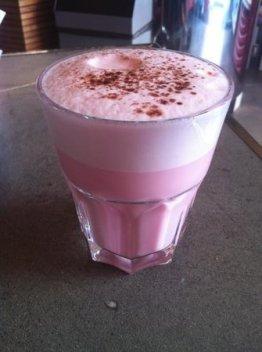 Resultado de imagem para rosa latte