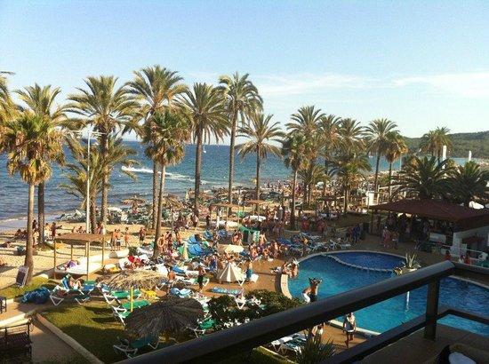 Ibiza Jet Apartments Sea View Room