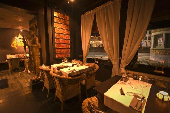 Chang Thong Thai Bruges Restaurant Avis Numro De