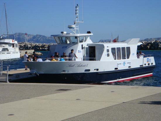 Navette Maritime Picture Of Ibis Budget Marseille L