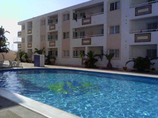 Panoramic Apartments Block