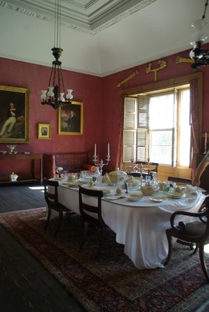 Formal Dining Room Picture Of Hyde Hall Cooperstown