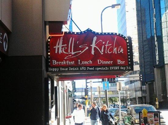 Hell Kitchen Minneapolis Downtown Menu Prices Restaurant