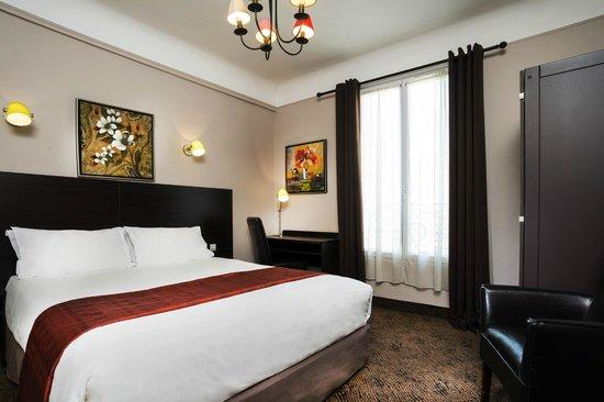 Hotel Chatillon Paris Montparnasse Parijs Frankrijk