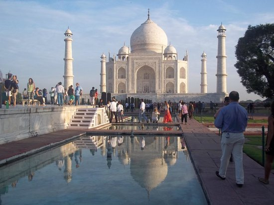 Photos of Taj Mahal, Agra
