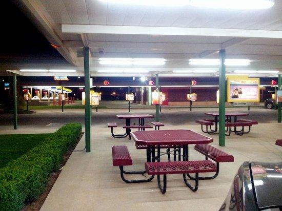 Fast Food Restaurants My Location