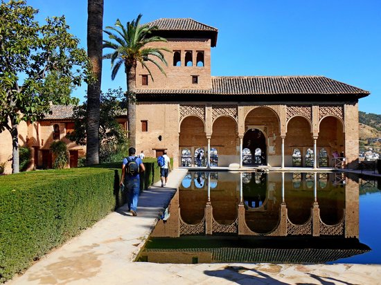 Photos of The Alhambra, Granada