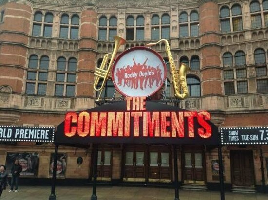 Photos of The Commitments, London