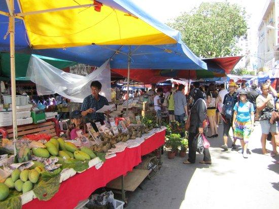 Photos of Gaya Street Sunday Market, Kota Kinabalu