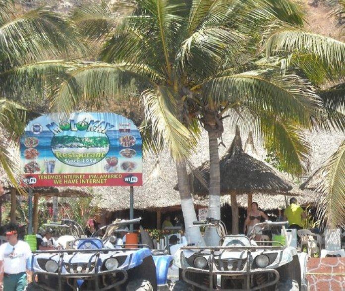 MOLOKAY RESTAURANT, Mazatlán -