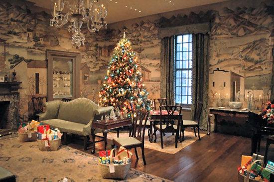 De Winterthur Christmas Wilmington