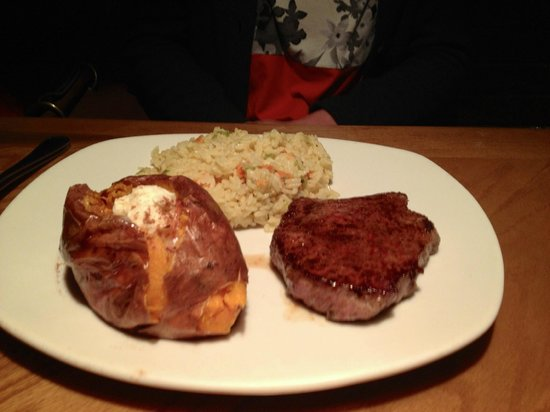 Lunch Menu Outback Steakhouse