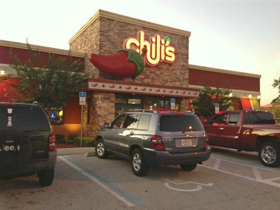 Chilis Waco Tx Menu