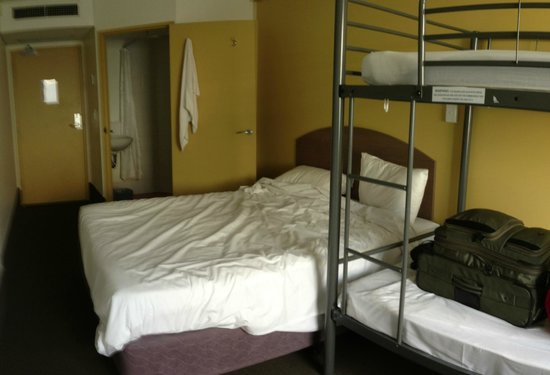 The Room Picture Of Ibis Budget Hotel Sydney Airport