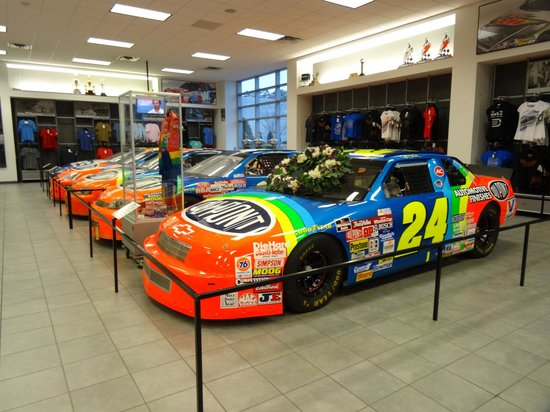museum - Picture of Hendrick Motorsports Complex, Charlotte - TripAdvisor