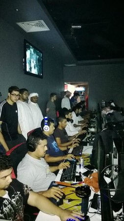DOTA 2 Tournament Foto De Last Resort Game Zone Abu Dabi TripAdvisor
