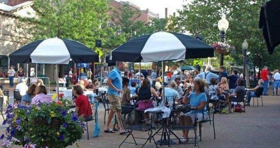 Downtown Restaurants Jefferson City Mo