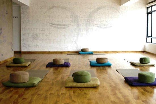 Pranamaya Yoga Studio Thamel Kathmandu Nepal Address