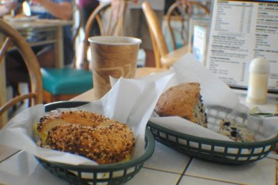 menu - Picture of Bagel Island Cafe, Big Pine Key ...