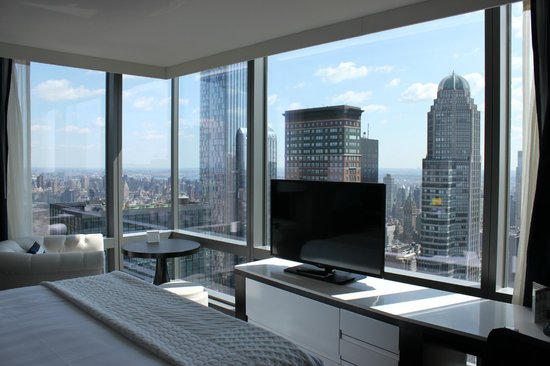 65th Floor With Central Park View Picture Of Residence Inn