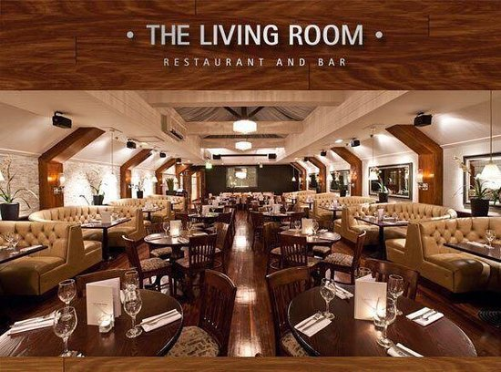The Living Room Restaurant Modern House Part 94