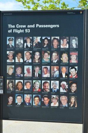 Flight 93 Flight Pattern Picture Of Flight 93 National