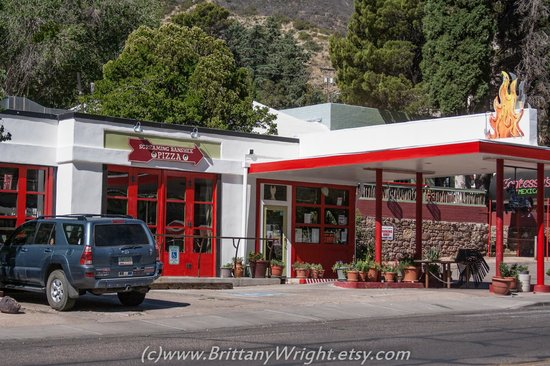 Banshee Pizza Bisbee Az