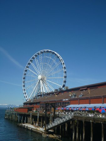 Seattle Restaurants Waterfront View Best Waterfront View Salty S