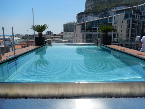 Pool Picture Of Sunborn Gibraltar Gibraltar TripAdvisor