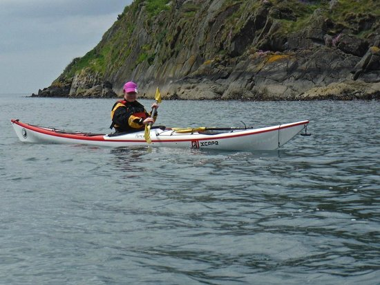 Sea Kayaking near Carry Farm