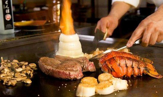 Hibachi Japanese Steak House Erie Restaurant Reviews