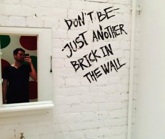 Baby Lemonade Hotel Hostel Dont Be Just Another Brick In The Wall
