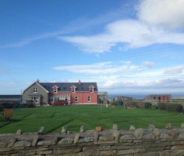 Beautiful Doonagore Farmhouse October