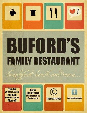Buford Big Boy Breakfast Bufords Family Restaurant