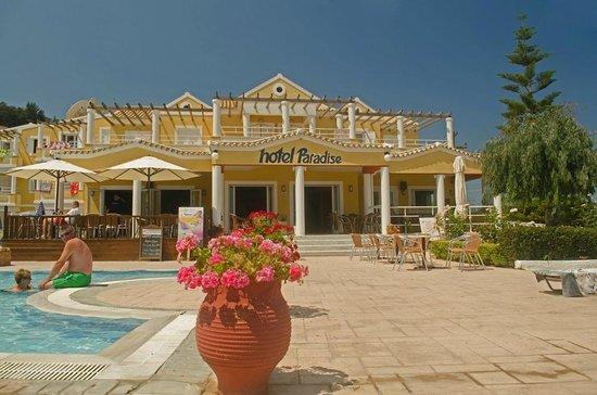 Paradise Hotel Studios And Apartments Updated 2019 Prices Reviews Photos Sidari Corfu Tripadvisor