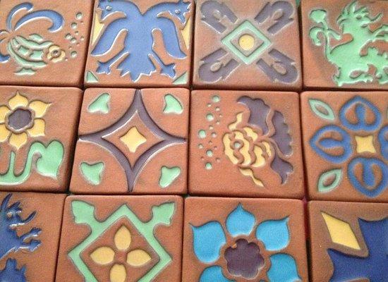catalina tiles made at silver canyon