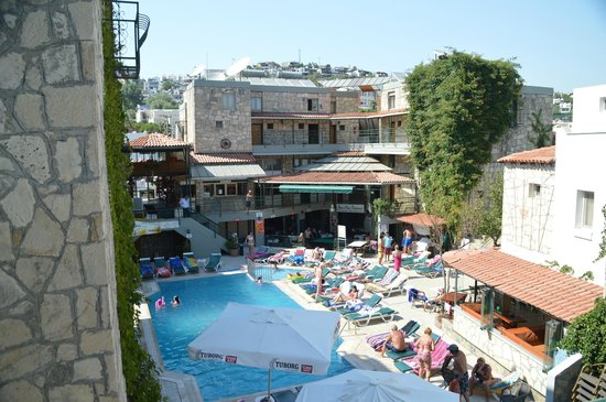 Green House Apartments Gumbet Turkey Apart Hotel