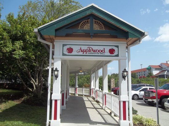 Applewood Restaurant Picture Of Applewood Farmhouse Restaurant Sevierville TripAdvisor