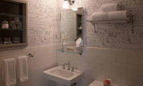 bathroom picture of soho grand hotel