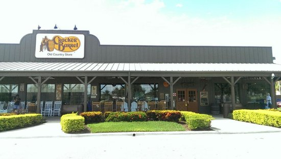 cracker barrel west palm beach review
