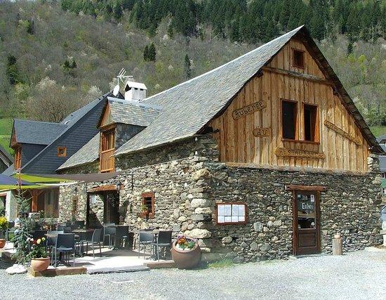 Auberge Du Chateau Loudenvielle Restaurant Avis Numro