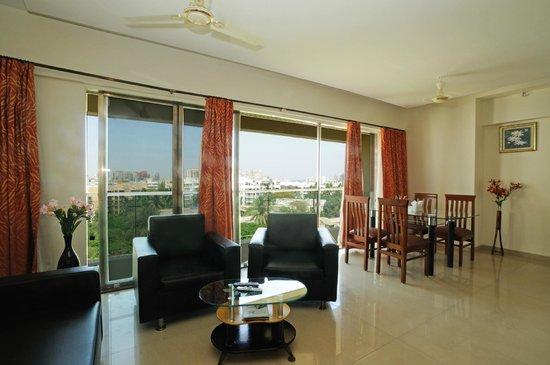 Ontime Luxurious Apartment Hotel Mumbai