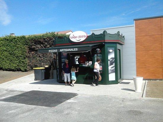 le kiosque a pizzas cournon d auvergne